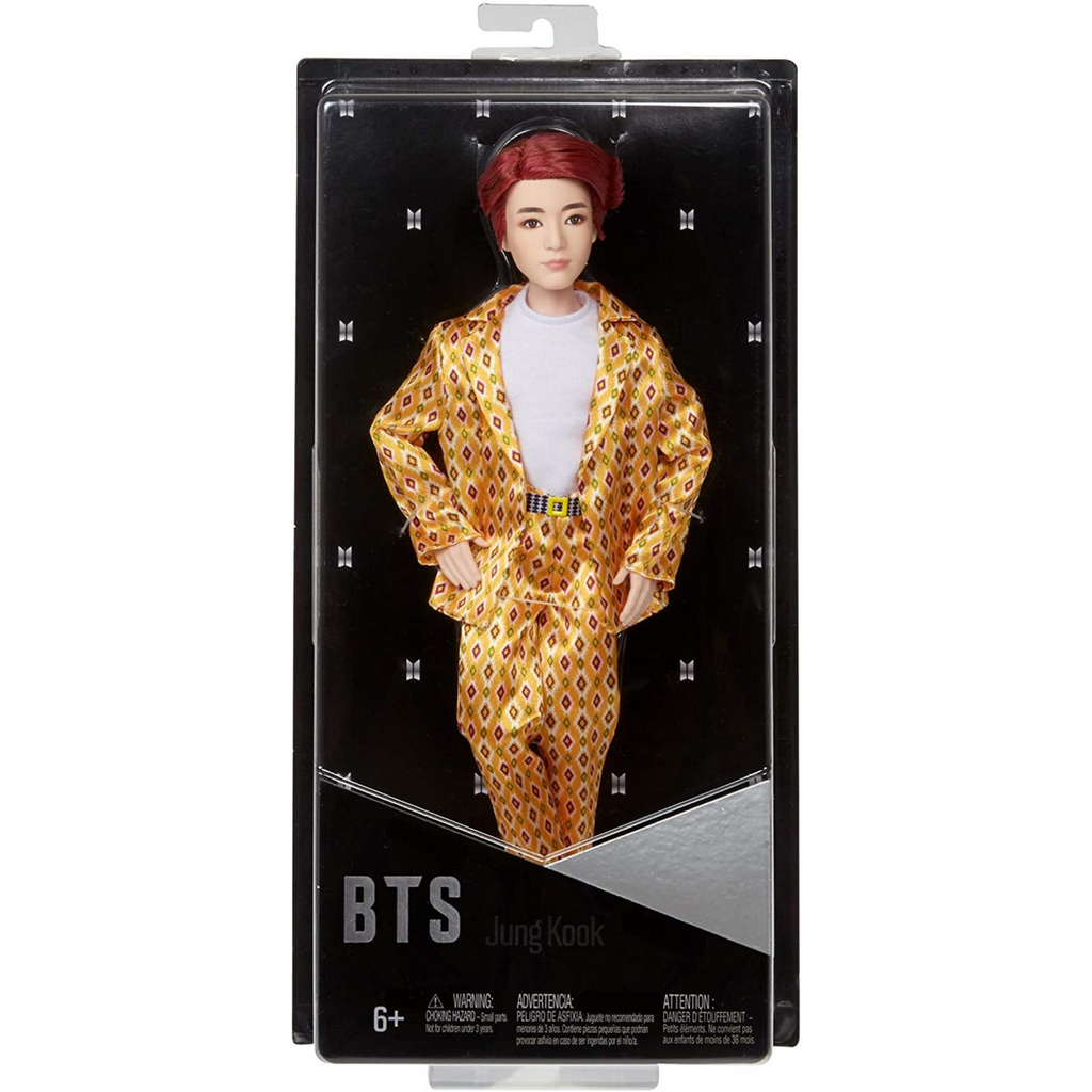 BTS 11-in Jung Kook Fashion Doll - MGworld
