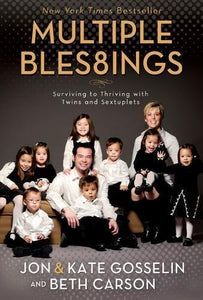 New York Times Bestseller - Multiple Blessings: Surviving to Thriving with Twins & Sextuplets, Paperback - MGworld