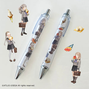 13 Sentinels: Aegis Rim/ Ballpoint pen 1-B Good friends