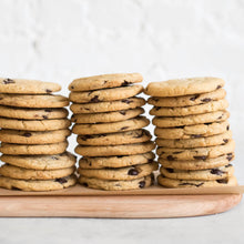 Load image into Gallery viewer, Salted Chocolate Chip Cookie (Secretly Vegan, One Dozen)