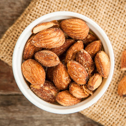 Almonds Roasted 100g