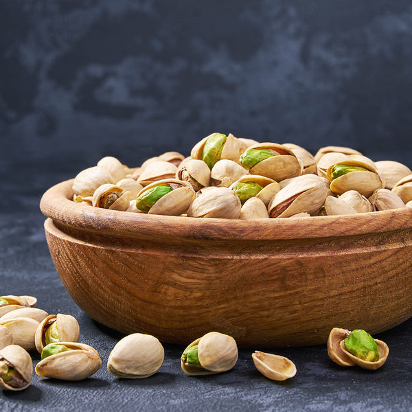 Pistachio Nuts R/salt In Shell 100g