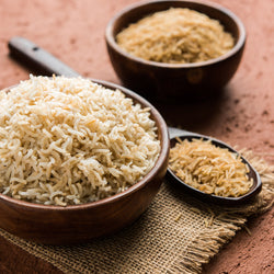 Rice Basmati Brown 500g