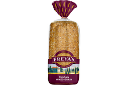 Bread Freya's Tuscan Mixed Grain each