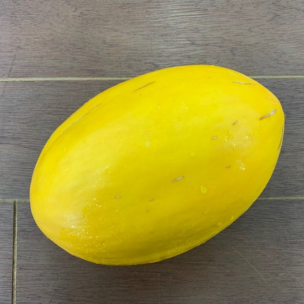 Honey Dew Yellow (Canary) melon NZ each (Large)