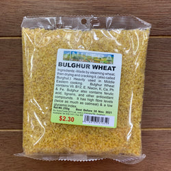 Bulghur Wheat 250g
