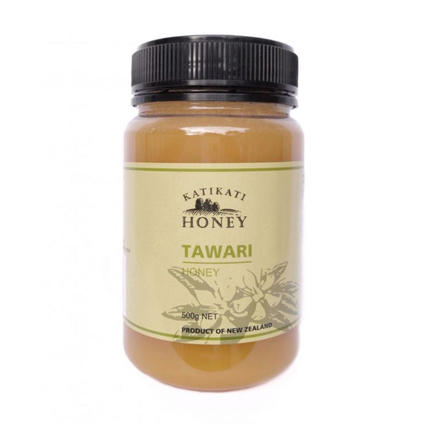 KatiKati Honey Tawari Creamed 500g