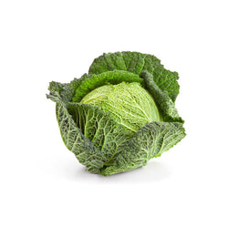 Cabbage Savoy each