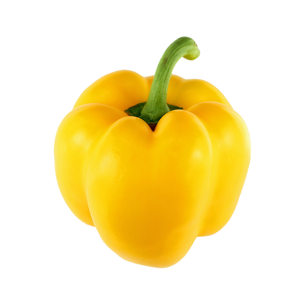 Capsicums Yellow 3-4pc Pack each