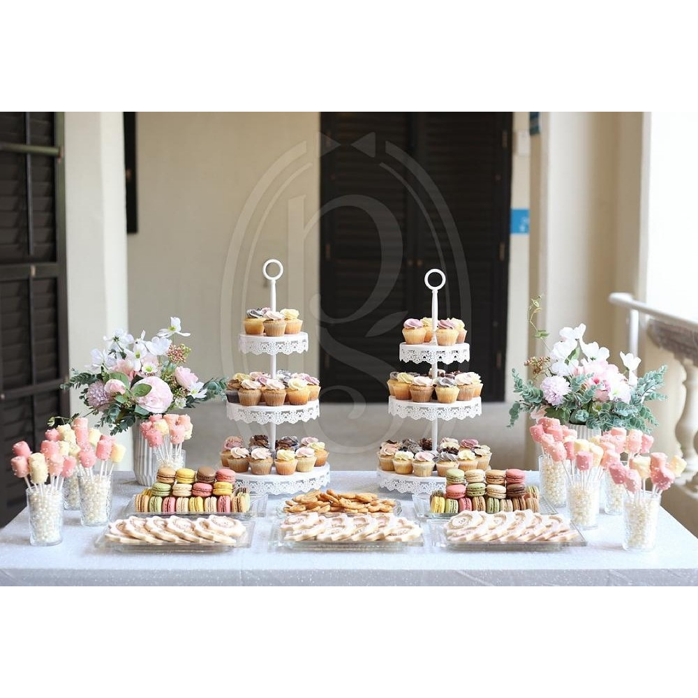 Standard Wedding Cake ❤ Sweet Party Set Bundle Discount