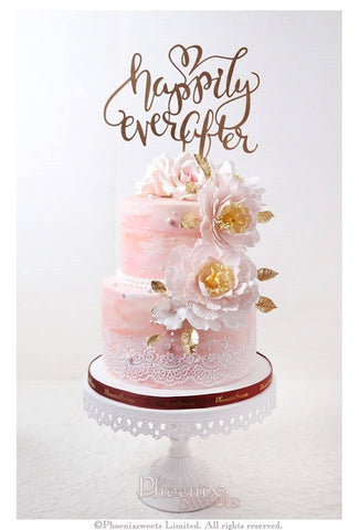 Phoenix Sweets - Wedding Cake, Happily Ever After