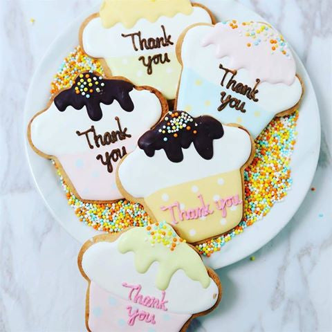Phoenix Sweets Thank You Cookie