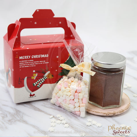 Phoenix Sweets 2016 Fairy Holiday Christmas Hot Chocolate Gift Pack