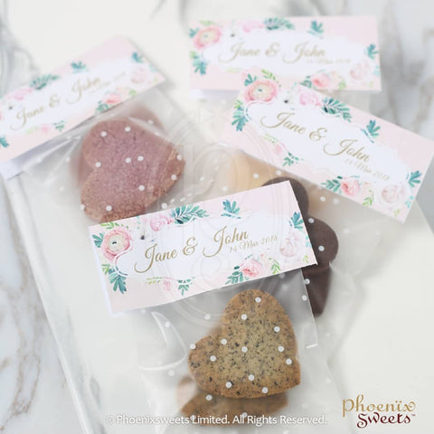 Phoenix Sweets Homemade Cookie Pack for Goodbye Gift 散水餅 曲奇