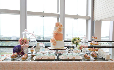 Phoenix Sweets - 結婚甜點檯 Candy Corner Dessert Table Tailor Make Hong Kong Four Seasons 香港四季酒店