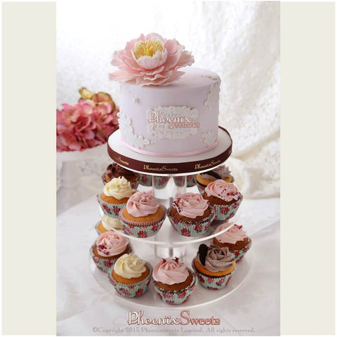 Phoenix Sweets - Cupcake Tower