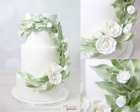 Phoenix Sweets Wedding Cake 香港 結婚 蛋糕
