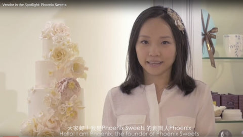 Asia Wedding Network - Vendor in the Spotlight - Phoenix Sweets