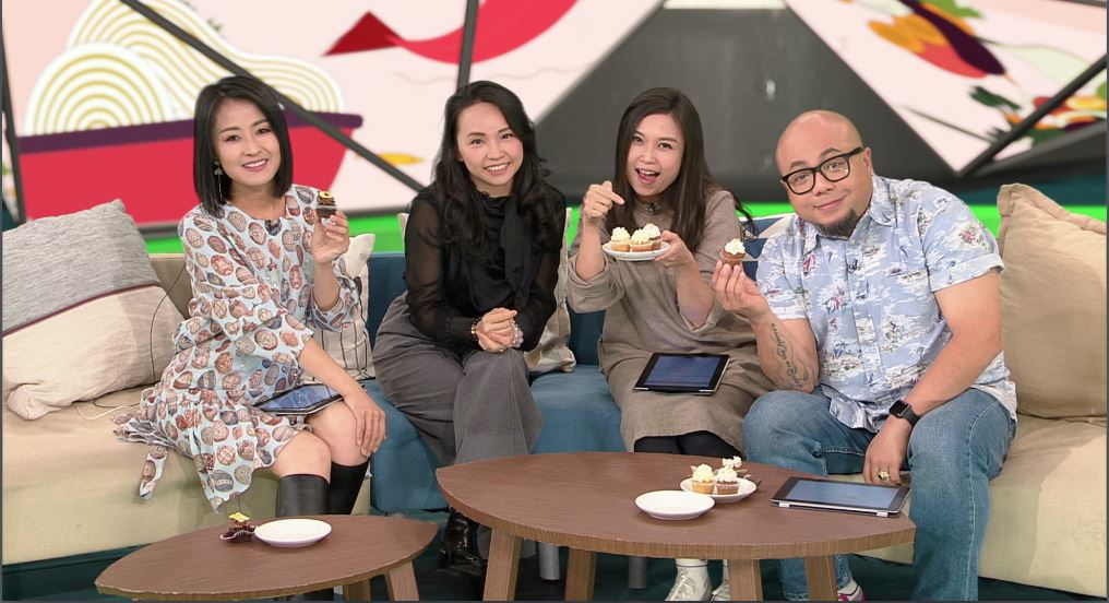 Phoenix Sweets RTHK Interview