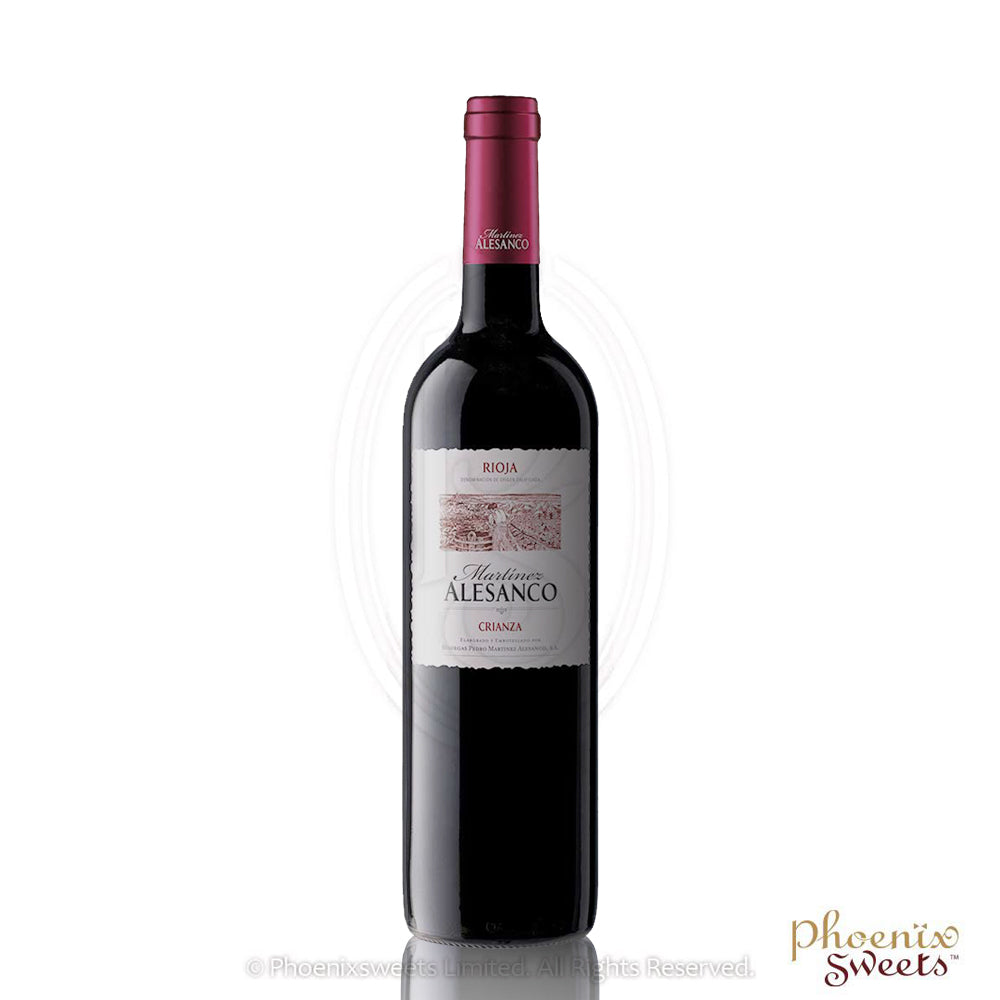 Selected Wine - Martinez Alesanco, Crianza Doca Rioja 2015