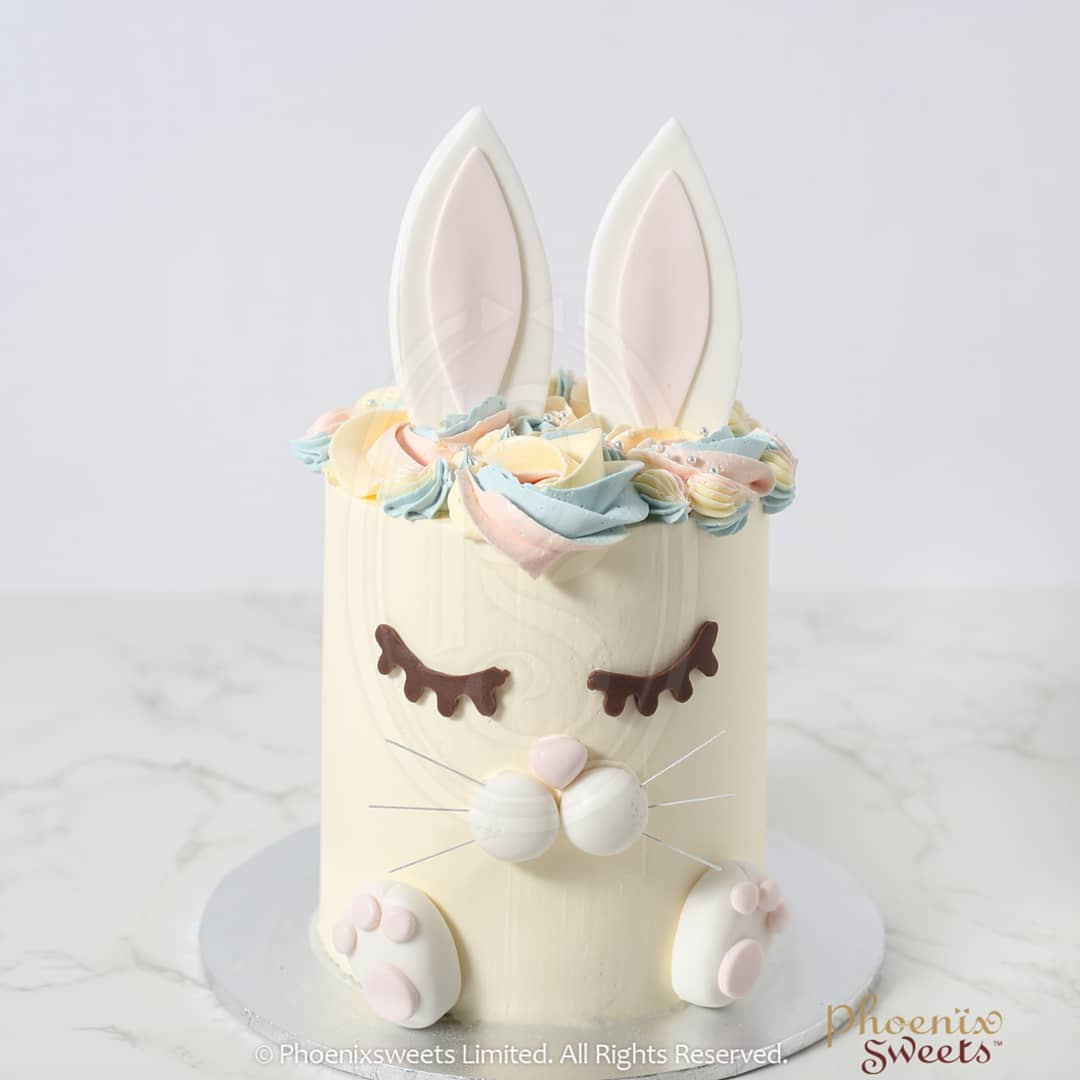 Butter Cream Cake - Classic Bunny