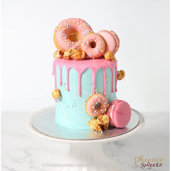 網上訂購Phoenix Sweets Mini Butter Cream Cake - Colour Bomb Cake 香港生日蛋糕結婚蛋糕 Order Phoenix Sweets Hong Kong Mini Butter Cream Cake - Colour Bomb Cake Birthday Cake and Wedding Cake to celebrate birthday and wedding Birthday, Butter Cream Cake, Cake, Elegant Ladies, Featured Products, Gentleman, Gift Set, Kid's Birthday, Mini Cake, Online Store