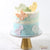 Butter Cream Cake - Cute Dinosaur Cake