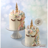 網上訂購Phoenix Sweets Mini Butter Cream Cake - Classic Unicorn 香港生日蛋糕結婚蛋糕 Order Phoenix Sweets Hong Kong Mini Butter Cream Cake - Classic Unicorn Birthday Cake and Wedding Cake to celebrate birthday and wedding Butter Cream Cake, Cake, Elegant Ladies, Kid's Birthday, Mini Cake, Online Store, Unicorn Cake
