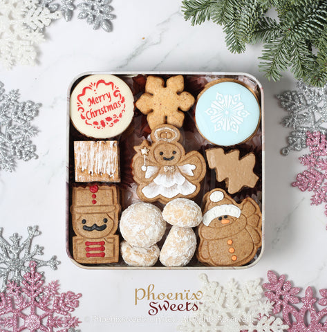 2019 Christmas - Angelic Cookie Gift Set