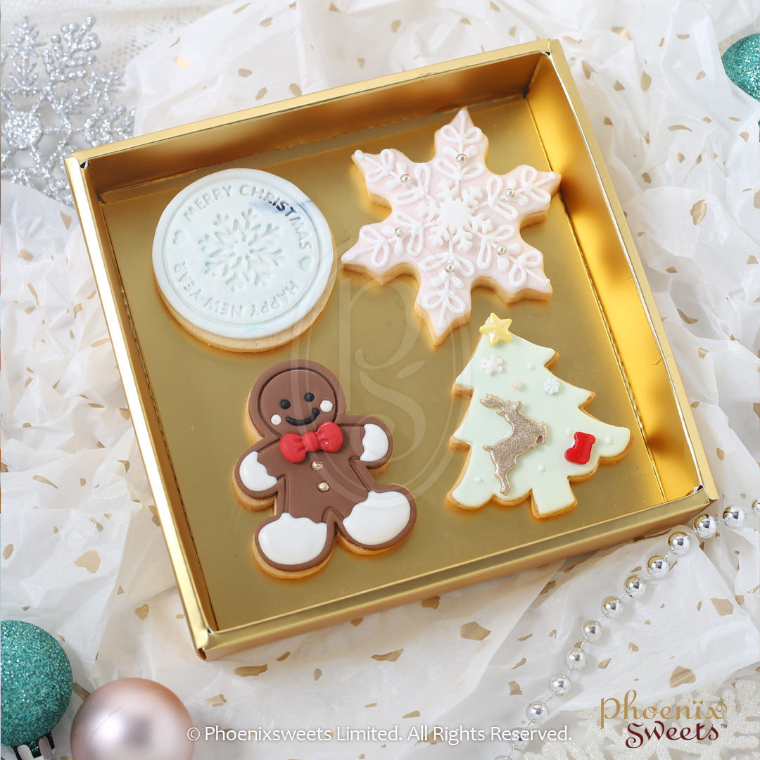 2020 Christmas - Cookie Gift Set