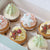 2020 Christmas - Butter Cream Cupcake Set