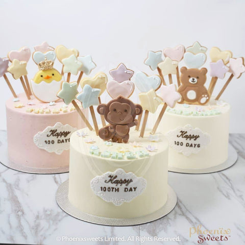 網上訂購Phoenix Sweets Butter Cream Cake - Classic Piggy 香港生日蛋糕結婚蛋糕 Order Phoenix Sweets Hong Kong Butter Cream Cake - Classic Piggy Birthday Cake and Wedding Cake to celebrate birthday and wedding Butter Cream Cake, Cake, Elegant Ladies, Kid's Birthday, Online Store, Unicorn