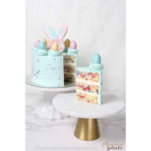網上訂購Phoenix Sweets Butter Cream Cake - Easter Confetti Cake 香港生日蛋糕結婚蛋糕 Order Phoenix Sweets Hong Kong Butter Cream Cake - Easter Confetti Cake Birthday Cake and Wedding Cake to celebrate birthday and wedding Butter Cream Cake, Cake, Easter, Elegant Ladies, Gentleman, Gift Set, Kid's Birthday, Online Store, Seasonal
