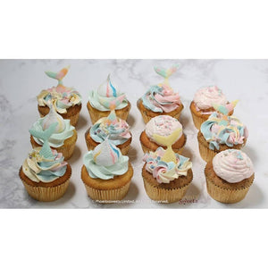 Themed Cupcake Set - Mermaid