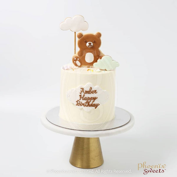 Mini Butter Cream Cake - Mini Animal