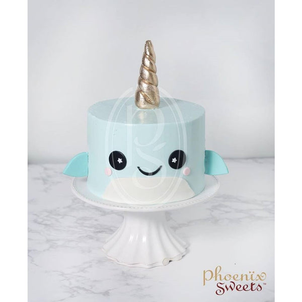 網上訂購Phoenix Sweets Butter Cream Cake - Baby Whale 慶祝生日結婚 Order Phoenix Sweets Butter Cream Cake - Baby Whale to celebrate birthday and wedding Butter Cream Cake, Cake, Kid's Birthday, Online Store
