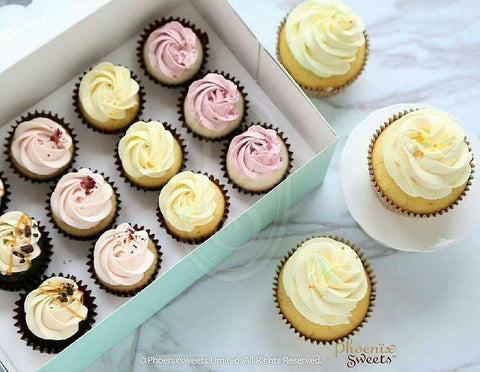 網上訂購Phoenix Sweets Cupcake Party Set 散水餅 轉工 Order Phoenix Sweets Cupcake Party Set for goodbye gift Cupcake, Goodbye Gift, Online Store, Party Sweets, Wedding