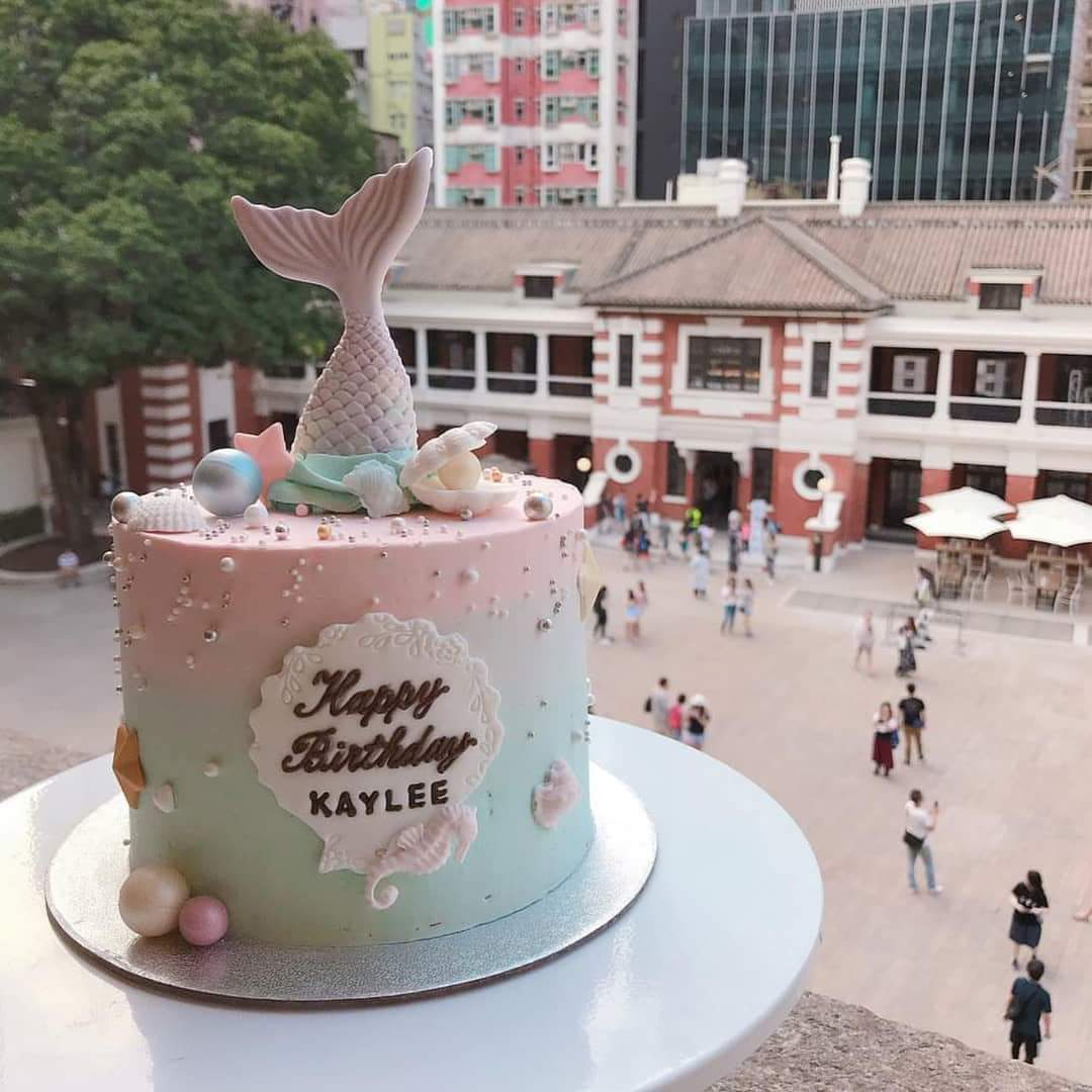 Phoenix Sweets Hong Kong Birthday Cake 香港 生日 蛋糕 Mermaid 人魚