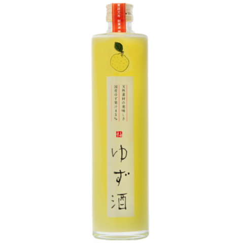 Selected Wine - Kinryo Yuzu Shu 500ml