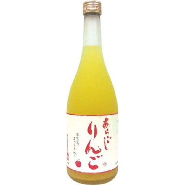 Selected Wine - Umenoyado Aragoshi Ringo 梅乃宿細果粒蘋果酒 720ml
