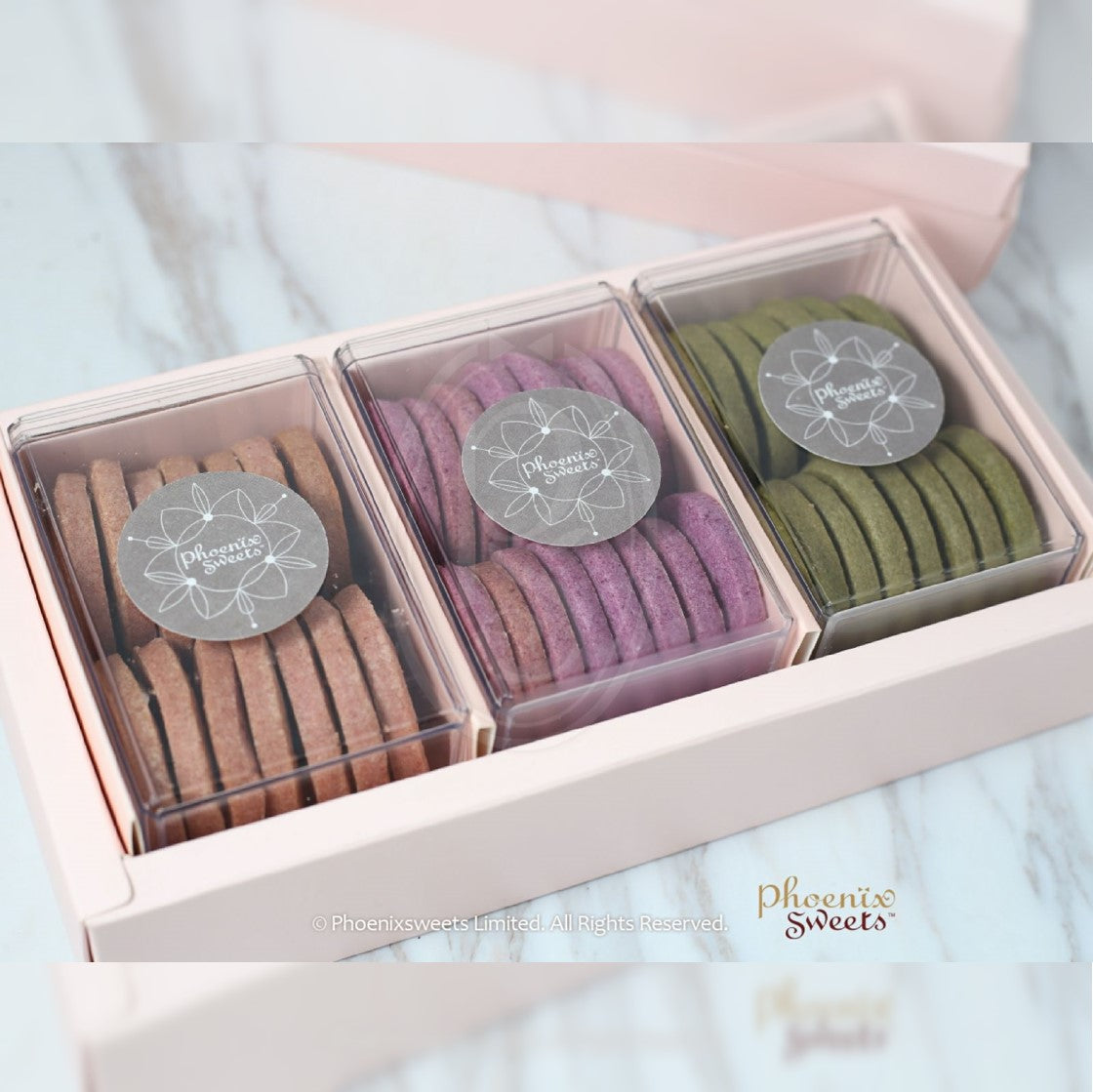 Phoenix Sweets Selected Homemade Cookie Box Set 曲奇 禮盒 香港 手信 Hong Kong Souvenir