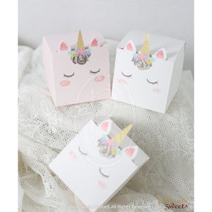 Cookie - Selected Homemade Cookie (Cute Unicorn Pack)