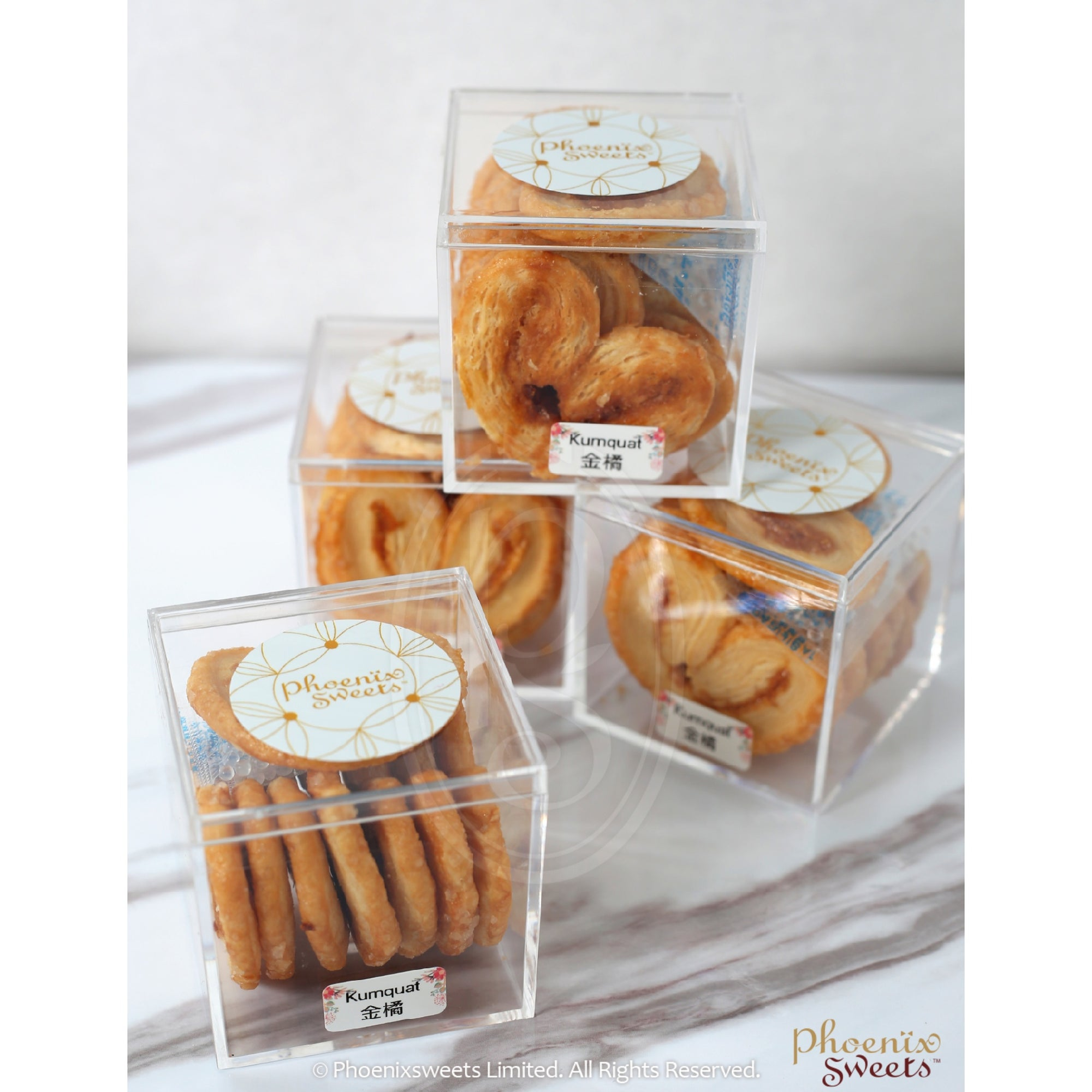 Palmier - Selected Palmier (Plastic Box Pack)