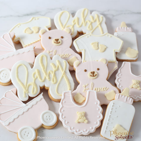 Cookie - Baby Shower Set