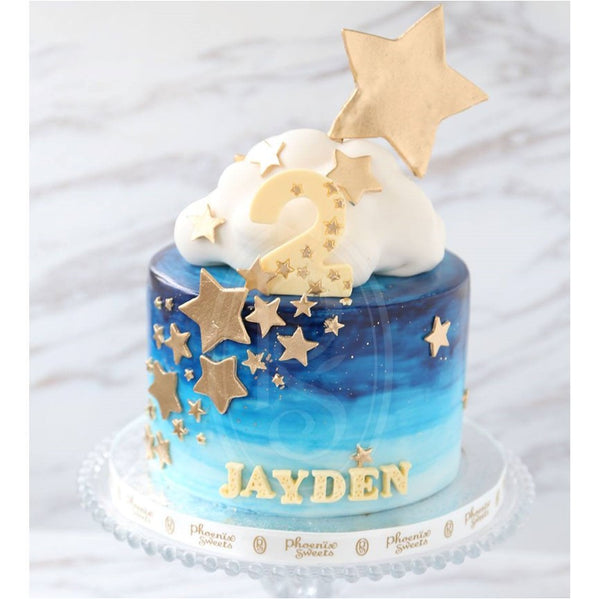 網上訂購Phoenix Sweets Fondant Cake - Starry Universe Cake 香港生日蛋糕結婚蛋糕 Order Phoenix Sweets Hong Kong Fondant Cake - Starry Universe Cake Birthday Cake and Wedding Cake to celebrate birthday and wedding Cake, Featured Products, Fondant Cake, Gentlemen, Hong Kong, Kid's Birthday, Online Store