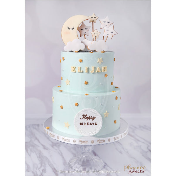 Butter Cream Cake - Sweet Dream (2 tiers)