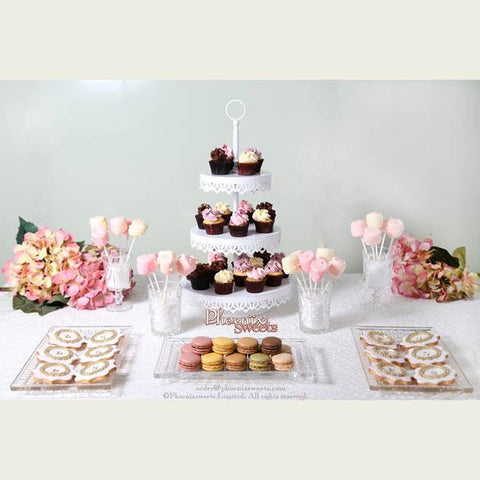 網上訂購Phoenix Sweets Cupcake Party Set 結婚 甜點檯 回禮小禮物 伴手禮 Order Phoenix Sweets Cupcake Party Set to celebrate wedding candy corner dessert table souvenirs Cupcake, Goodbye Gift, Online Store, Party Sweets, Wedding