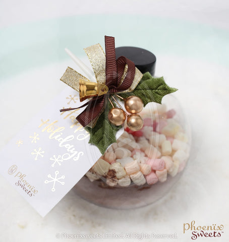Phoenix Sweets 2017 Christmas - Ornament Hot Chocolate Mix 聖誕熱朱古力掛飾