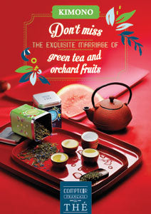 French Tea by Comptoir Français du Thé®   法國花茶