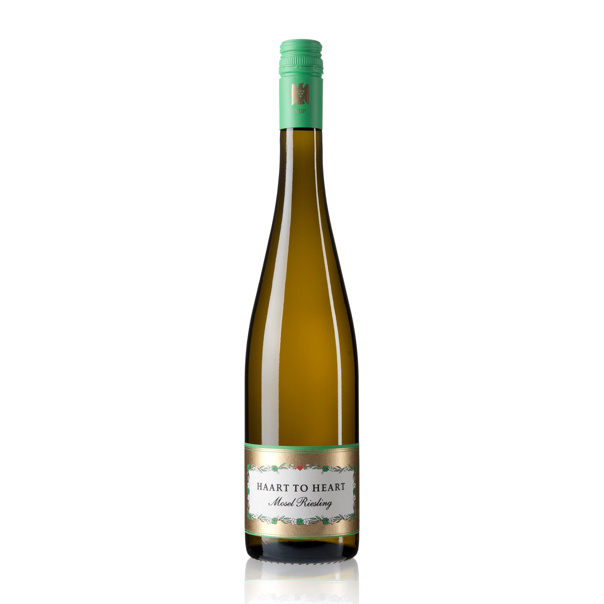 Selected Wine - Weingut Reinhold Haart, Haard to heart Mosel Riesling 2018